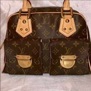 🦋 Authentic Louis Vuitton Tote Buckle Bag